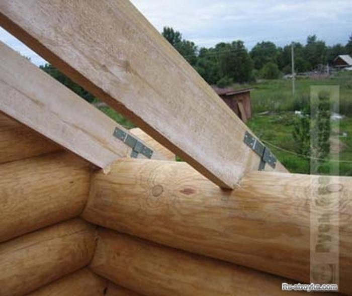 Кап ремонт крыши